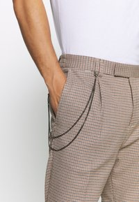 Cinque - CISAND TROUSER - Trousers - brown - 4