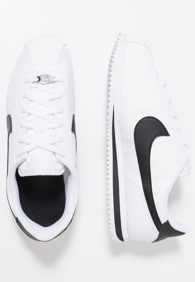 CORTEZ BASIC  - Trainers - white/black