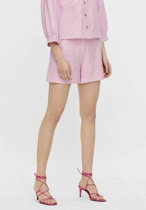 YASLENO - Shorts - pastel lavender
