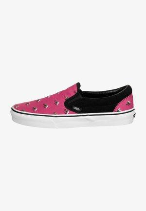 CLASSIC SLIP-ON UNISEX - Slip-ons - pink