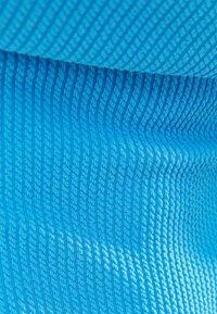 Bershka - Top - blue - 5