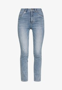 Neuw - MARILYN - Straight leg jeans - preloved blue - 4