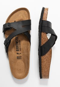 Birkenstock - YAO - Slippers - black - 3