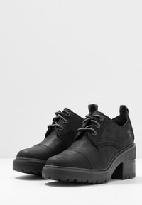 Timberland - SILVER BLOSSOM  - Ankle Boot - black - 4