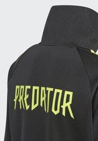 adidas Performance - PREDATOR PRIMEGREEN TRACK - Training jacket - black - 2