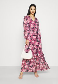 Vila - VIFALIA ANCLE DRESS - Maxi dress - pink - 1