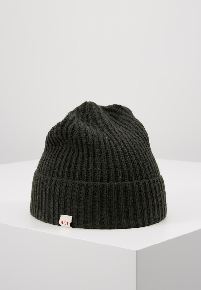 BEANIE - Bonnet - dark green