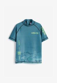 Next - Rash vest - blue - 0