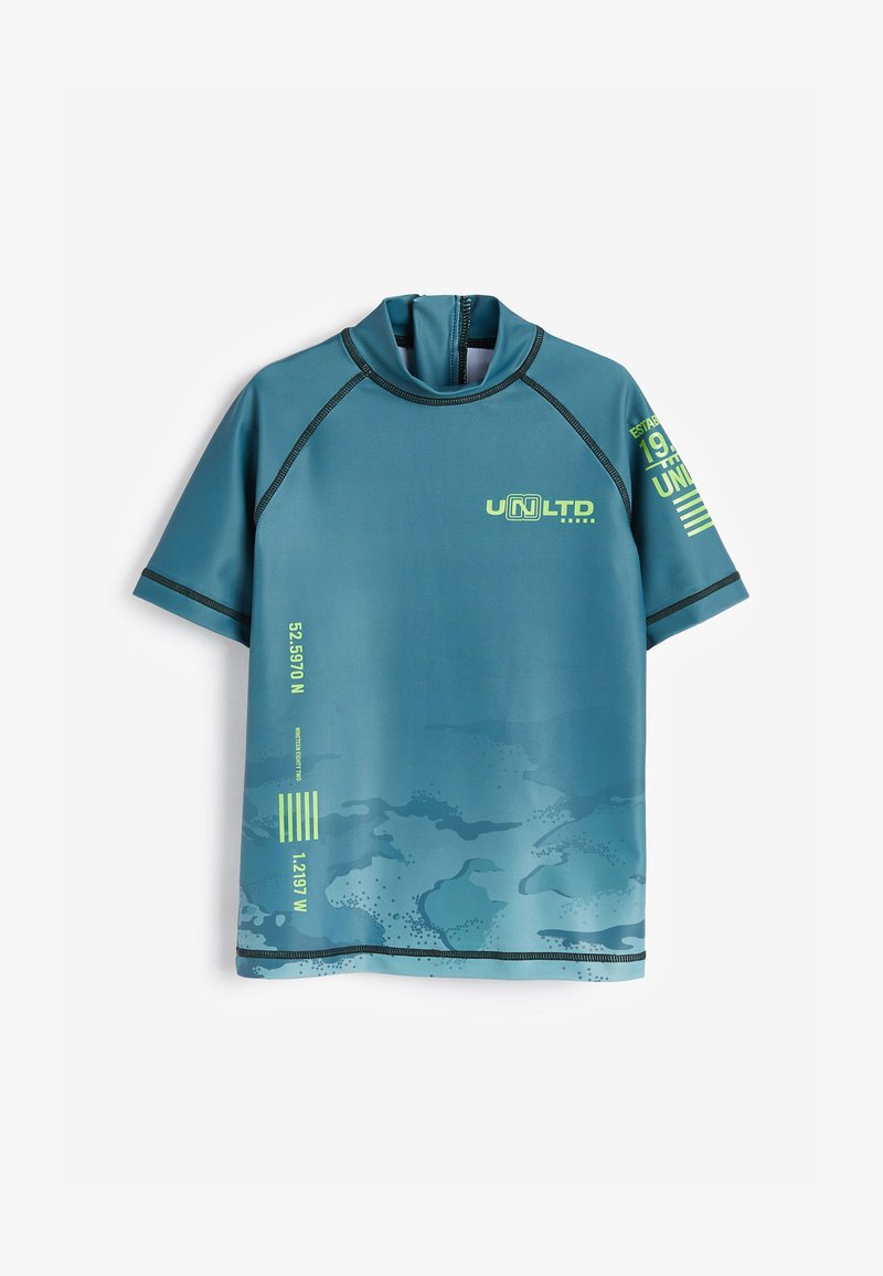 Next - Rash vest - blue