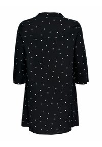ONLY Carmakoma - Button-down blouse - black - 1