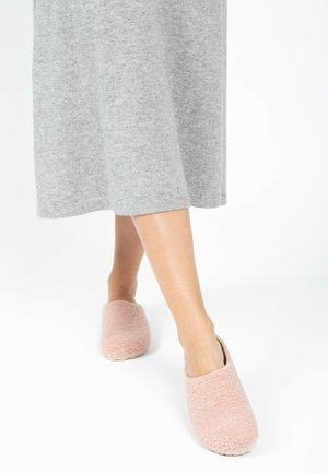 KEALA WOOL - Slippers - powdery pink