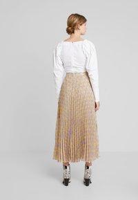 Birgitte Herskind - NESSA SKIRT - A-line skirt - yellow - 2