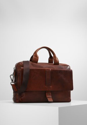 LORETO PANDION  - Briefcase - dark brown