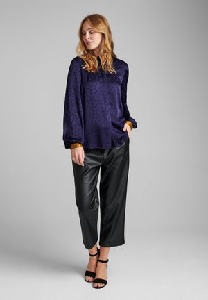 NUBRIALLEN  - Button-down blouse - moonlit