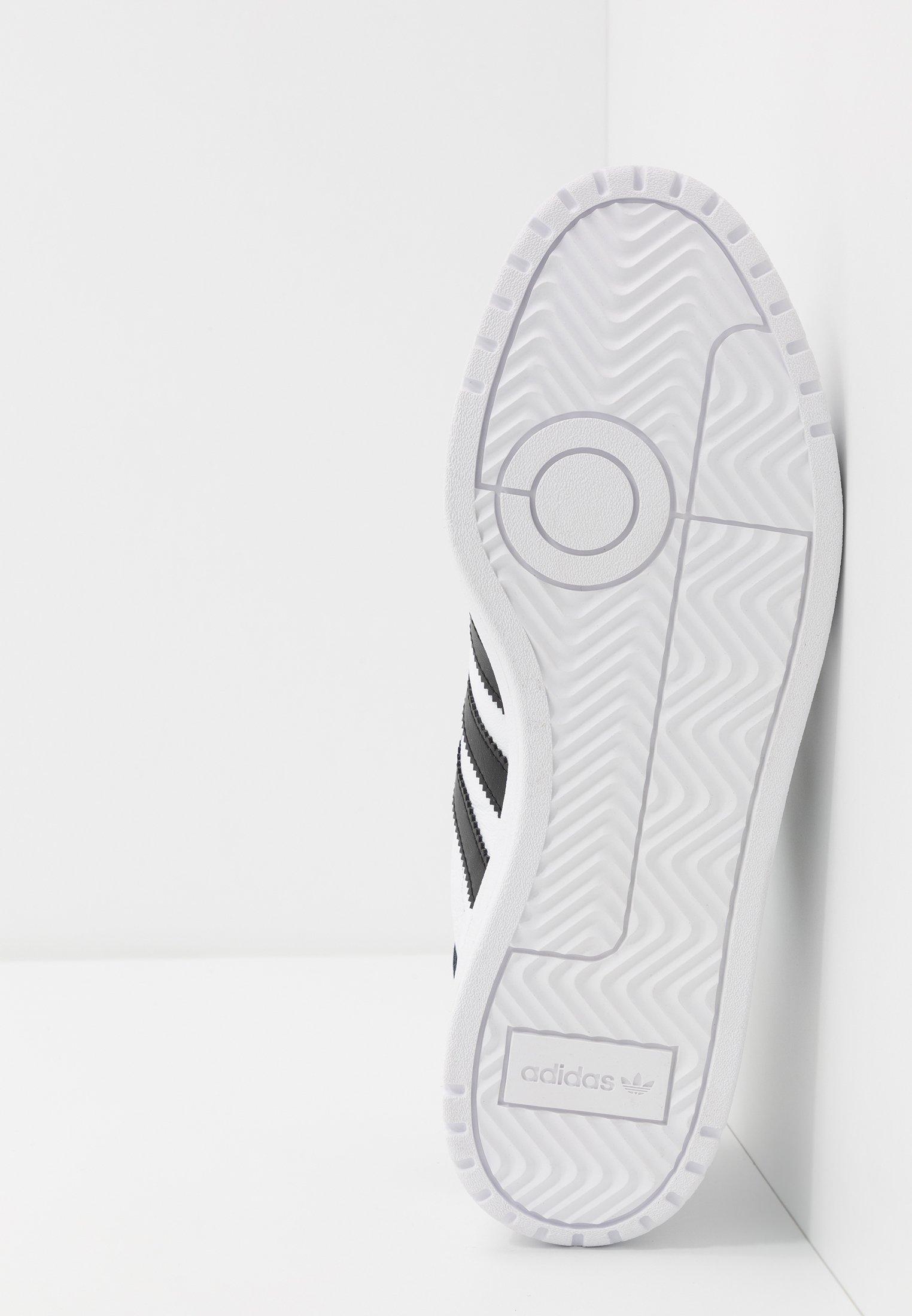 adidas Originals TEAM COURT Sneaker low ftwwht/cblack/ftwwht/weiß