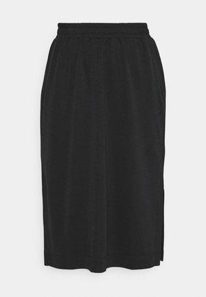 JASLYNPW - Pencil skirt - black