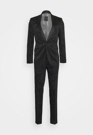 PUXLEY TUXEDO SUIT - Suit - black