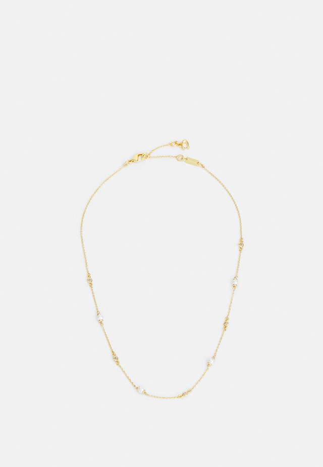 CLASSIC NECKLACE - Collana - gold-coloured