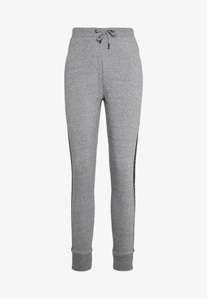 BILLOW TAPE JOG - Pantaloni sportivi - mid grey grindle