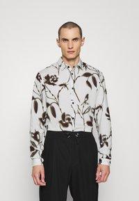 The Kooples - Overhemd - off white/black - 0