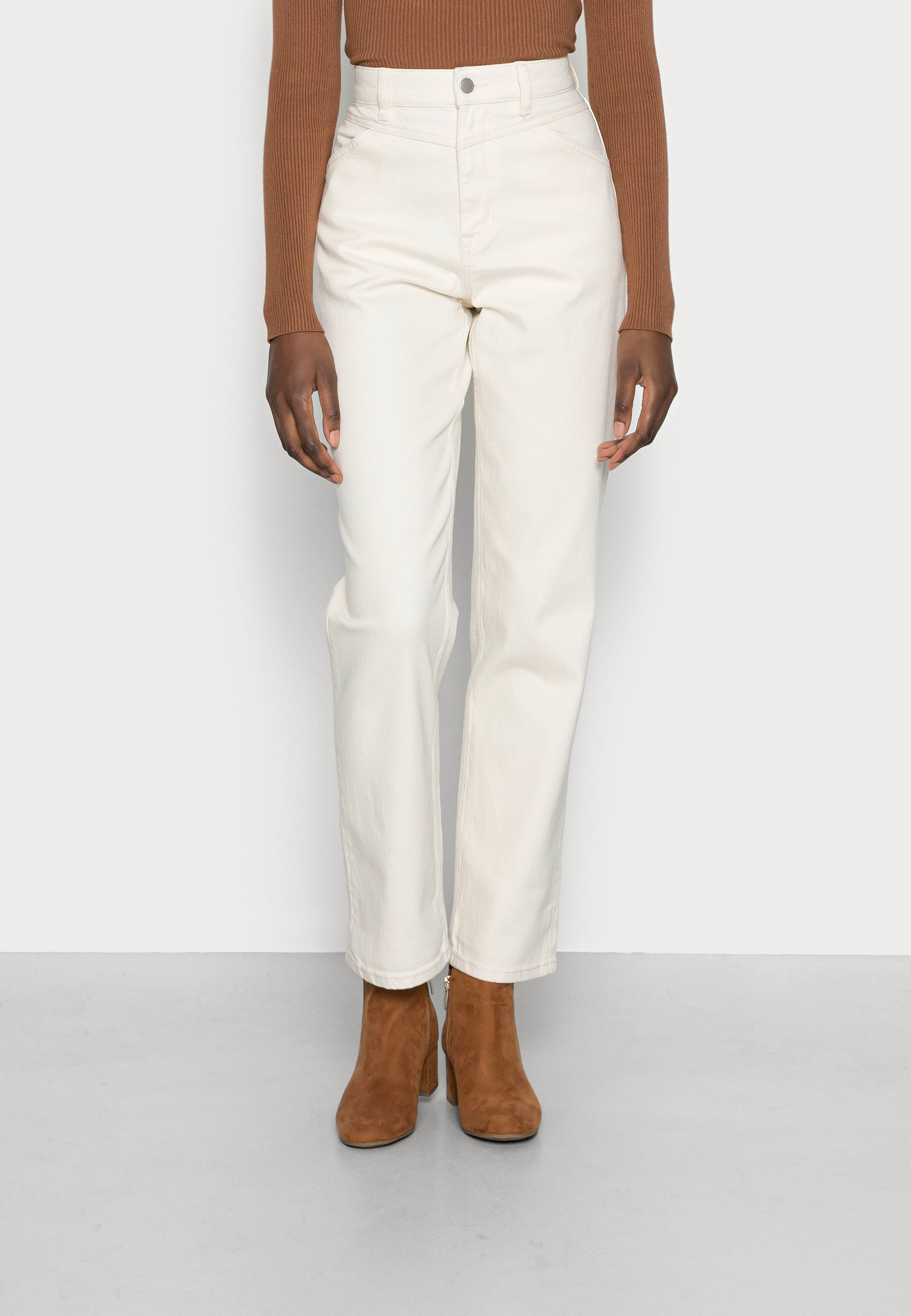 Women DAD FIT - Straight leg jeans