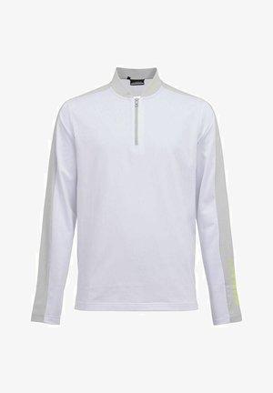 RY MID LAYER - Veste de survêtement - white