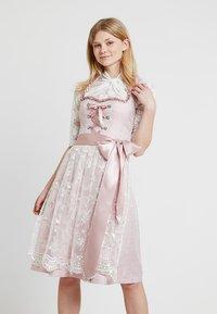 Country Line - Dirndl - rose creme - 0