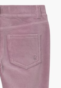 Benetton - BASIC GIRL - Broek - purple - 2