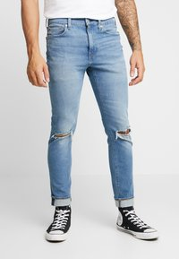 Levi's® - 510™ SKINNY FIT - Vaqueros pitillo - blue denim - 0