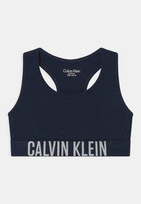 Calvin Klein Underwear - 2 PACK - Bustier - apricot pink/navy iris - 2