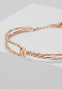 Swarovski - LIFELONG BANGLE  - Bransoletka - rosegold-coloured - 3