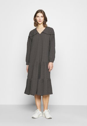 MARIELL DRESS - Day dress - grey dark