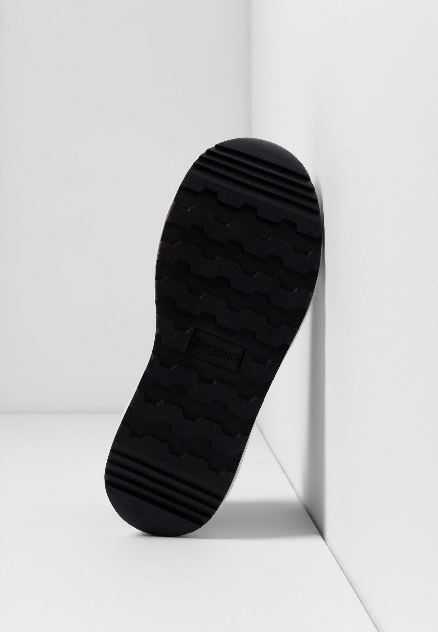 Commercialisable Meilleurs prix Desigual SPICE JULIETTE Baskets basses black pu2Mf