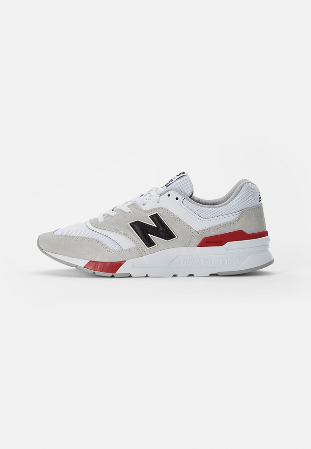 997 - Sneakers laag - white/red