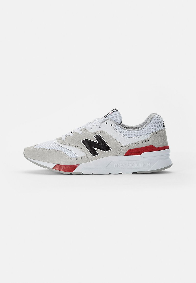 New Balance - 997 - Zapatillas - white/red