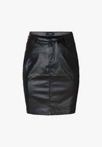 Zizzi - Pencil skirt - black comb - 1