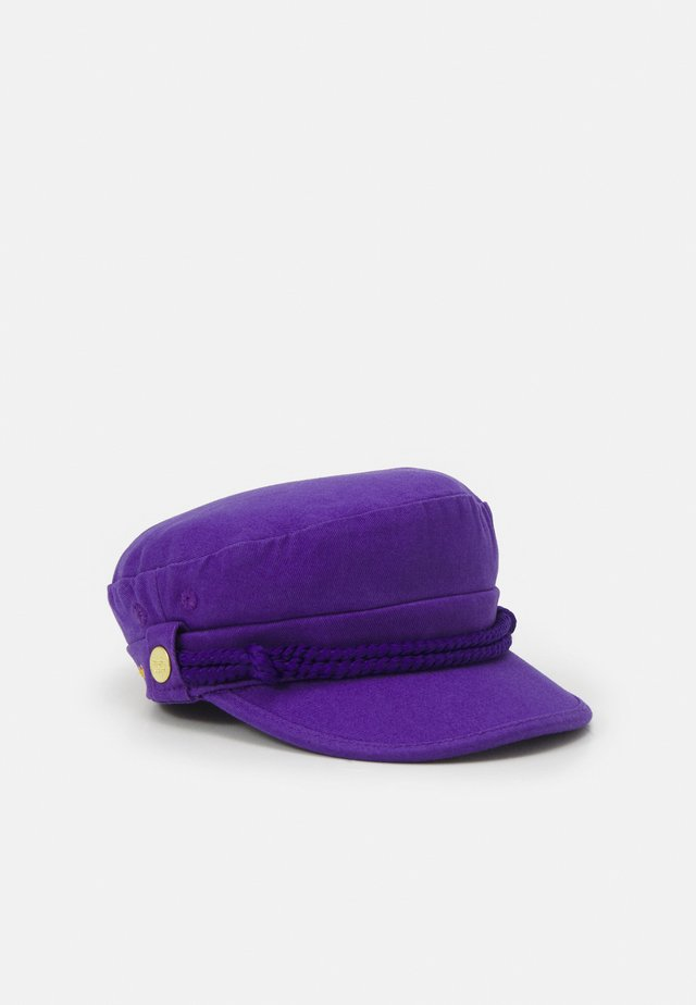 SKIPPER HAT UNISEX - Beanie - purple
