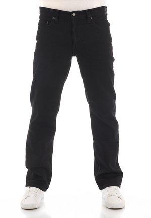 BIG SUR - Straight leg jeans - denim black