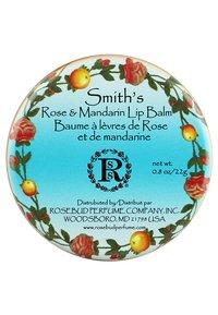 Smith's Rosebud - SMITH'S ROSE & MANDARIN LIP BALM - Lippenbalsem - - - 1