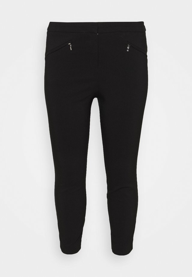 WORKWEAR SLIM TROUSER - Broek - black