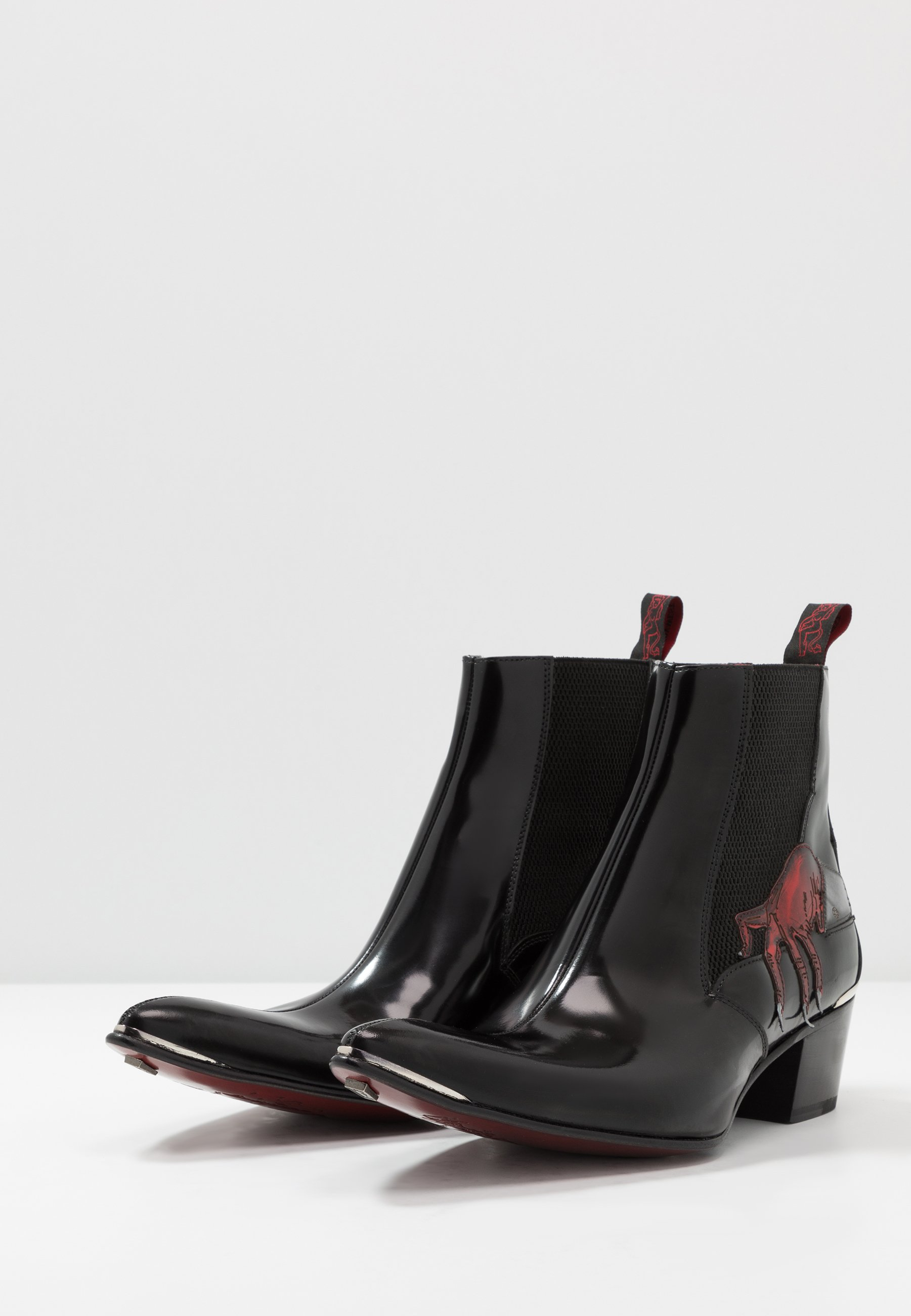 Shop For Cheapest Jeffery West SLYVIAN HAND CHELSEA - Classic ankle boots - college black | men's shoes 2020 KbuTN