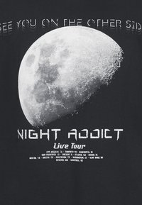 Night Addict - TOUR - T-shirt med print - black - 6