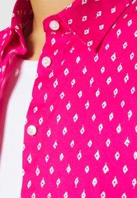 GANT - DESERT JEWEL - Blouse - rich pink - 4