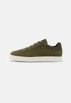 ANCONA - Sneakersy niskie - dark green