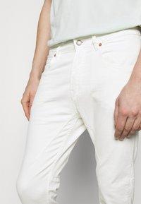 DRYKORN - WEL - Džíny Slim Fit - off-white - 5