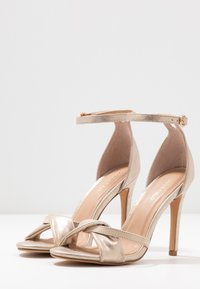 Anna Field - High heeled sandals - gold - 4