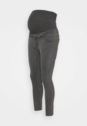 ANKLE GRAZER - Jeans Skinny Fit - grey