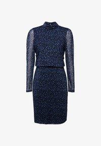 Esprit Collection - Shift dress - navy - 7