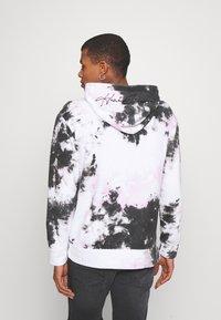 Hollister Co. - Sweatshirt - white/black/pink - 2