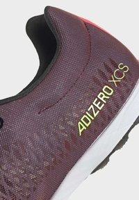 adidas Performance - ADIZERO XC SPRINT SHOES - Neutral running shoes - black - 8